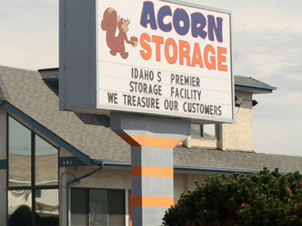 Acorn Storage   Storage Facility   Meridian, ID